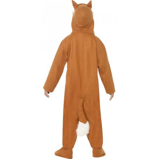 bcff38a93e2 Jumpsuit vos all-in-one voor kinderen knuffeldier winkel